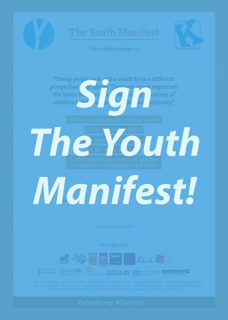 The Youth Manifest